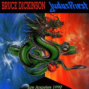 Los Angeles 1990 (Split With Bruce Dickinson)