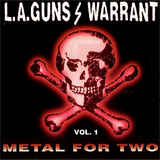 Warrant & La Guns Live USA